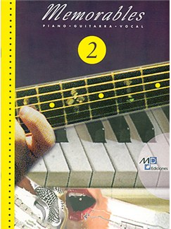 Memorables 2 Libro | Piano, Vocal & Guitar