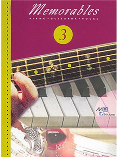 Memorables 3 Books | Piano, Vocal & Guitar