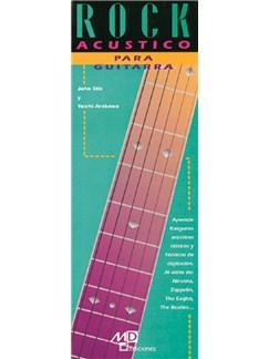 Rock Acústico para Guitarra Libro | Guitar