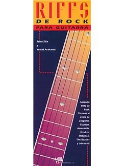 Riffs de Rock para Guitarra Libro | Guitar