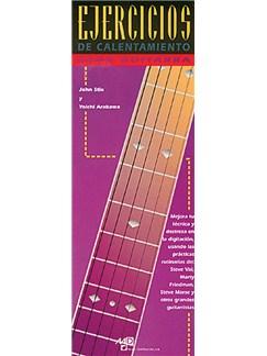 Ejercicios de Calentamiento (Para Guitarra) Libro | Guitar