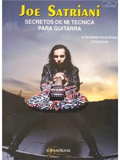 Secretos de Mi Técnica para Guitarra Libro | Guitar