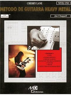 Método de Guitarra Heavy Metal: Nivel 1 Libro | Guitar Tab