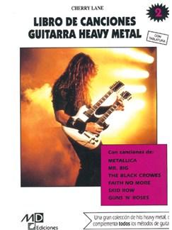 Método de Guitarra Heavy Metal: Libro de Canciones 2 Libro | Guitar Tab