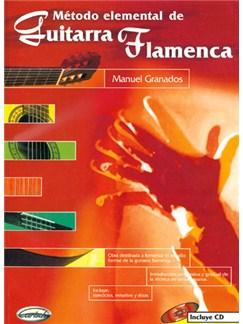 Método Elemental de Guitarra Flamenca CD y Libro | Guitar
