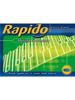 Rapido - Metodo per Tastiera Books | Keyboard