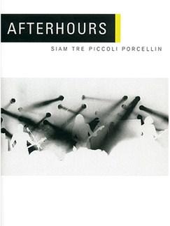 Afterhours Siam Tre Picc Porcelln Bk Books |