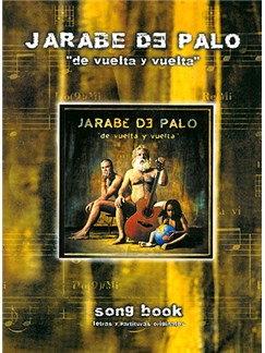 Jarabe De Palo: De Vuelta y Vuelta Books | Piano, Vocal & Guitar
