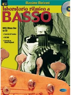 Laboratorio Ritmico di Basso Books and CDs | Bass Guitar