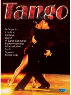 Tango (Piano, Vocal & Guitar) Libro | Piano, Voz y Guitarra
