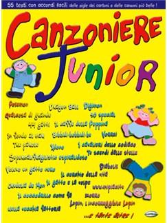 Canzoniere Junior Libro | Textos y Acordes