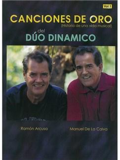 Caniones De Oro Del Duo Dinamico - Volume 1 (PVG) Books | Piano, Vocal & Guitar
