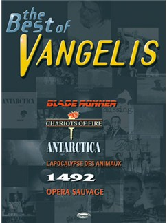The Best of Vangelis Books | Piano