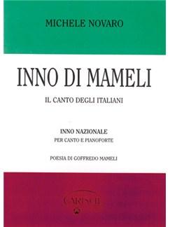 Novaro: Inno di Mameli, per Voce e Piano Books | Piano & Vocal