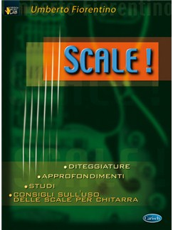 Scale! Books | Guitar