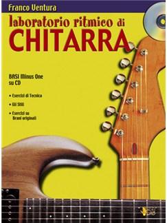 Laboratorio Ritmico di Chitarra Books and CDs | Guitar