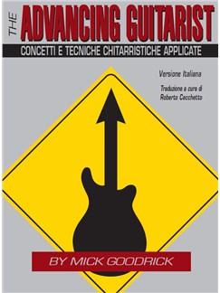 Mick Goodrick: The Advancing Guitarist (Italian Version) Books   Guitar