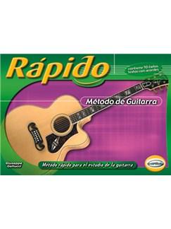Rápido - Método de Guitarra Libro | Guitar