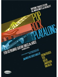 Pop-Rock Play-Along Books and CDs | Band Score