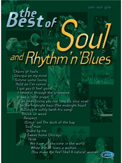 The Best of Soul & Rhythm'n'blues Books | Piano, Vocal & Guitar