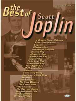 The Best of Scott Joplin Books | Piano