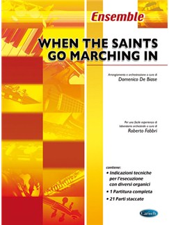 When The Saints Go Marching In Books | Ensemble