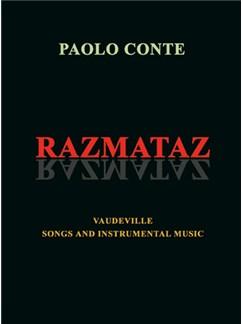 Paolo Conte: Razmataz Books | Piano
