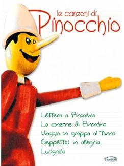 Le Canzoni di Pinocchio Books | Piano