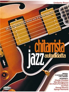 Chitarrista Jazz Autodidatta Books and CDs | Guitar