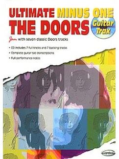 Ultimate Minus One: The Doors Books and CDs | Guitar Tab