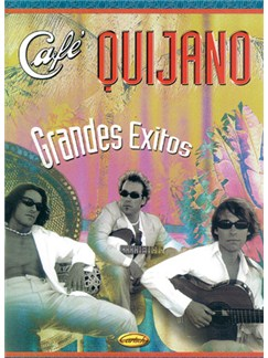 Café Quijano: Grandes Éxitos Libro | Piano, Vocal & Guitar