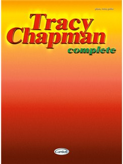 Tracy Chapman: Complete Books | Piano, Vocal & Guitar