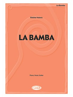 Ritchie Valens: La Bamba Libro | Piano, Vocal & Guitar