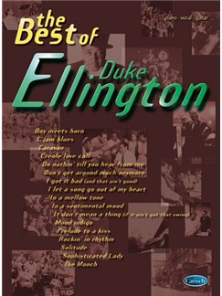 The Best of Duke Ellington Libro | Piano, Voz y Guitarra