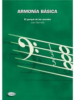 Armonía Básica - El porqué de los acordes Libro | All Instruments