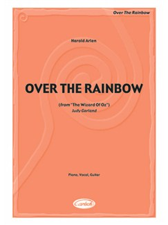 Over the Rainbow (from The Wizard of Oz) Books | Piano, Vocal & Guitar