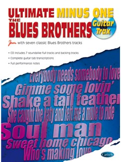The Brothers Blues: Ultimate Minus One Books and CDs | Guitar Tab
