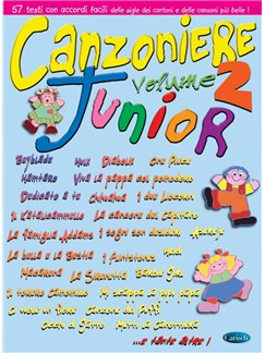 Canzoniere Junior - Volume 2 Books | Lyrics & Chords
