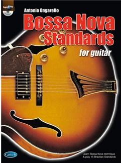 Bossa Nova Standards for Guitar Books and CDs | Guitar