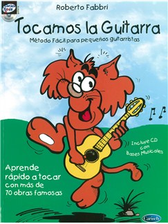 Tocamos La Guitarra Books and CDs | Guitar