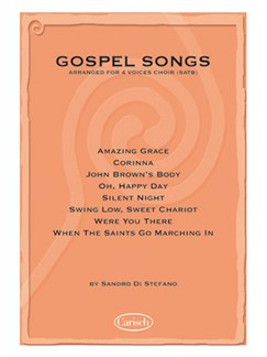 Gospel Songs Books | Choral