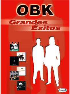 OBK: Grandes Éxitos Libro | Piano, Vocal & Guitar