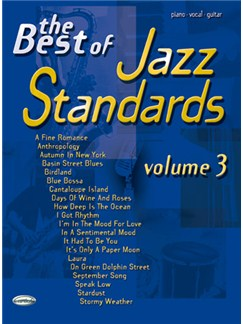 The Best of Jazz Standards - Volume 3 Books | Piano, Vocal & Guitar
