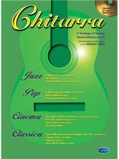 Roberto Fabbi: Chitarra 1A - Antologia Di Successi (Book/CD) CD y Libro | Tablatura de Guitarra