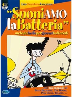 Suoniamo la Batteria Books and CDs | Drums