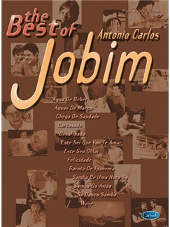The Best of Antonio Carlos Jobim Books | Piano, Vocal & Guitar