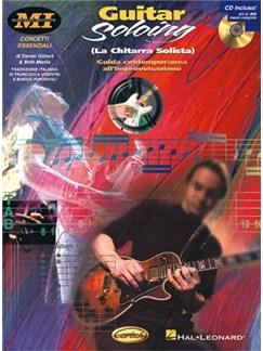 Guitar Soloing, La Chitarra Solista Books and CDs | Guitar