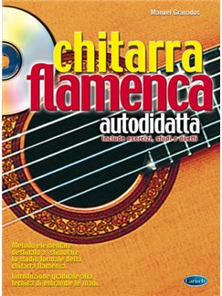 Chitarra Flamenca Autodidatta Books and CDs | Guitar