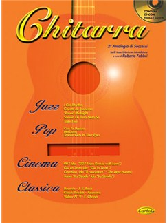 Chitarra, 2a. Antologia di Successi Books and CDs | Guitar Tab