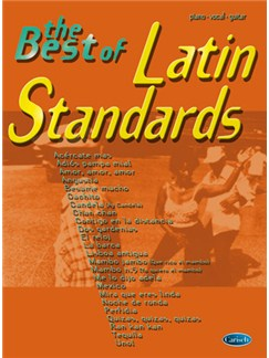 The Best of Latin Standards - Volume 1 Books | Piano, Vocal & Guitar